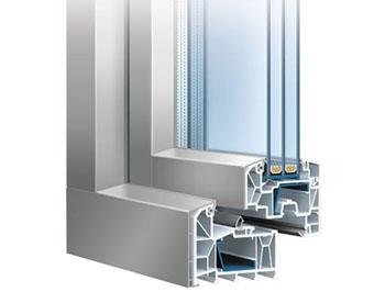 Aluclip infissi e serramenti in pvc e alluminio by torino for Serramenti pvc torino prezzi